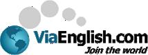 ViaEnglish Logo