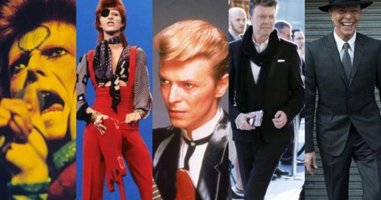 The Rise and Fall of David Bowie